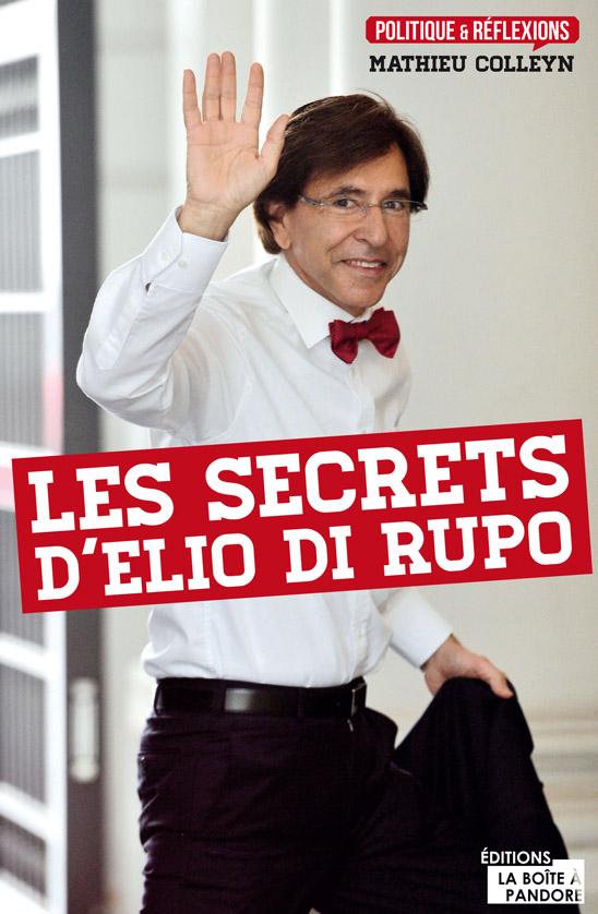 couv secrets elio