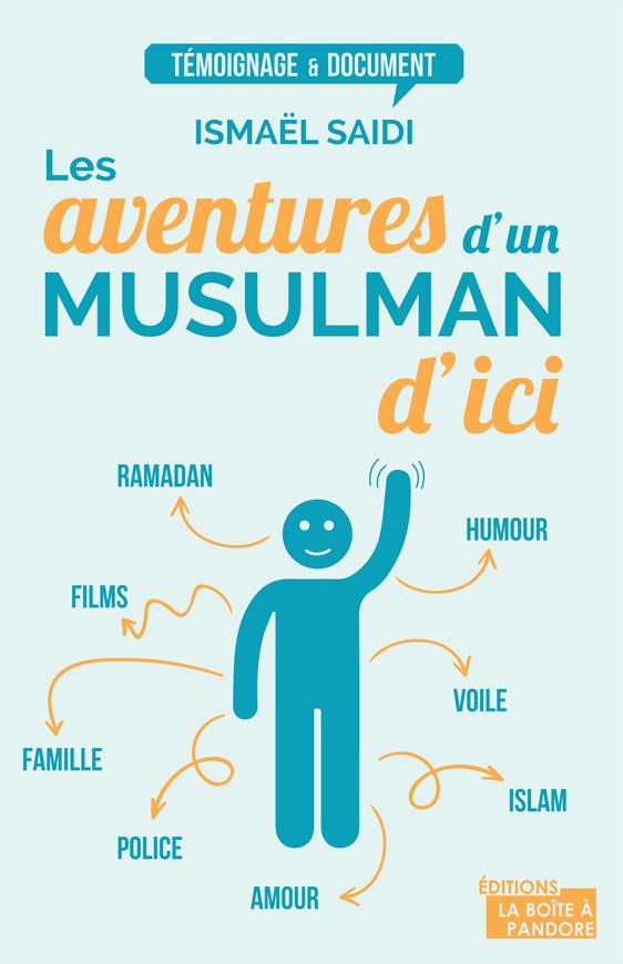 couv les aventures d'un musulman d'ici