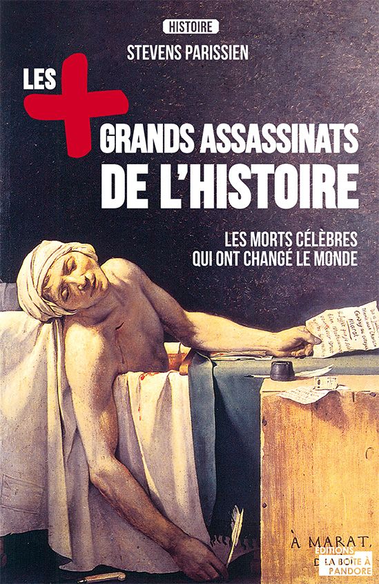 couv les plus grands assassinats