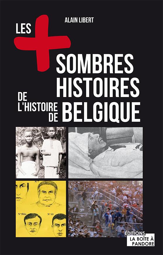 couv les plus sombres histoires de belgique