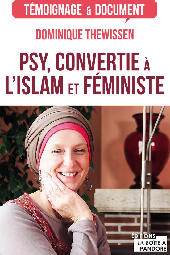 couv psy convertie à l'islam et féministe
