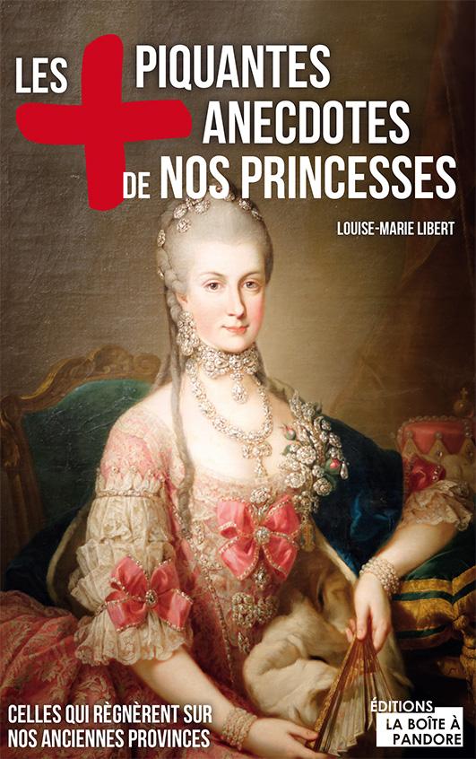 couv les plus piquantes anecdotes princesses
