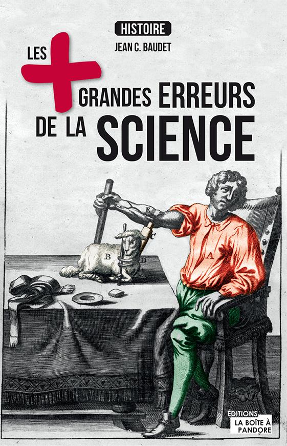 couv les plus grandes erreurs science