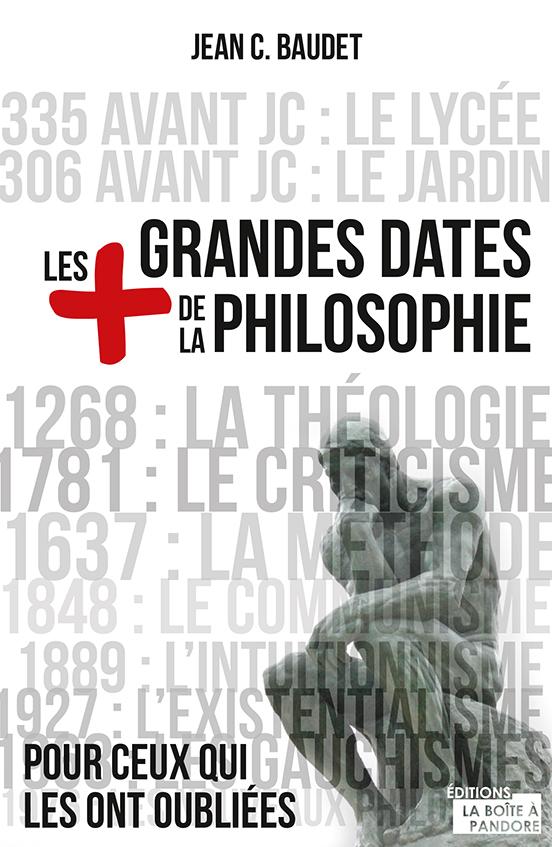 couv grandes dates de la philosophie