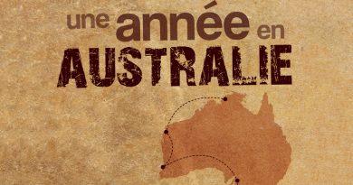 Une année en Australie