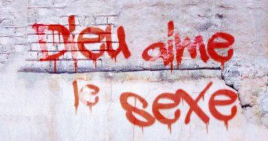 Dieu aime le sexe