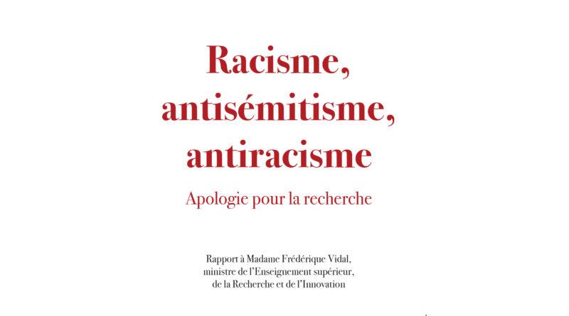 Racisme, antisémitisme, antiracisme