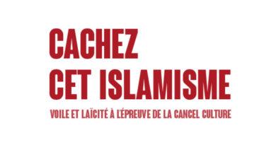 Cachez cet islamisme